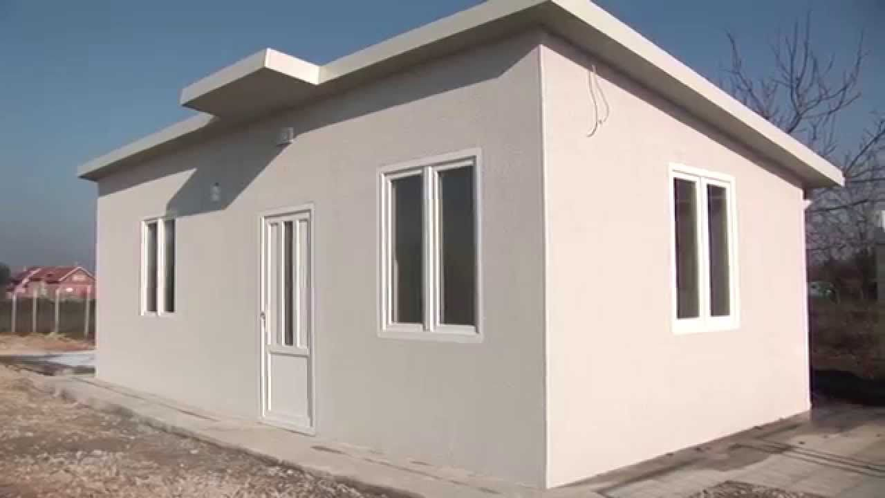 Projects of houses made of aerated concrete. House with attic of aerated concrete