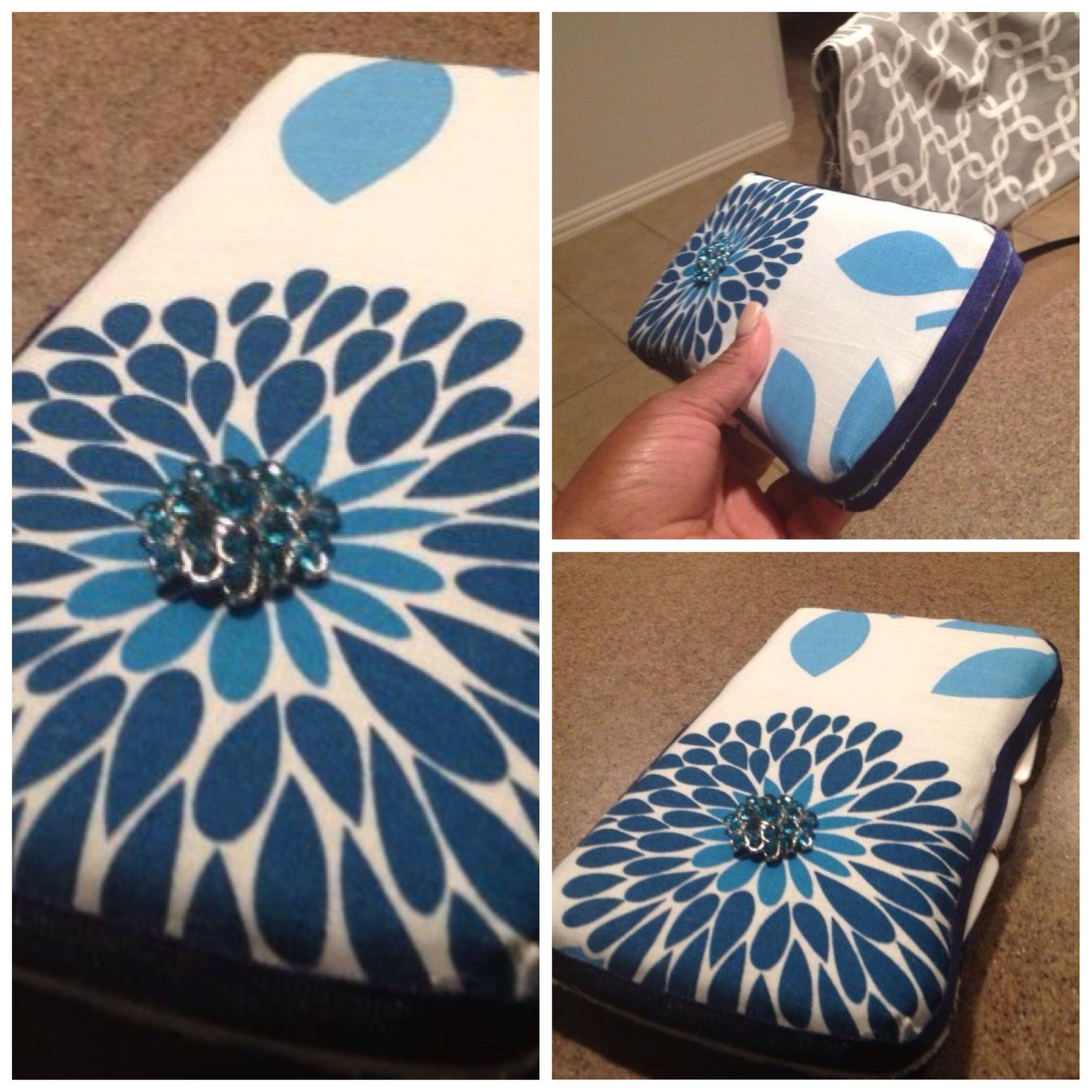 Decorated Baby Wipe Case Diy Projects I Have Done