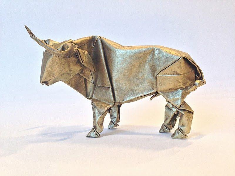 Sipho Mabona, un virtuoso del origami