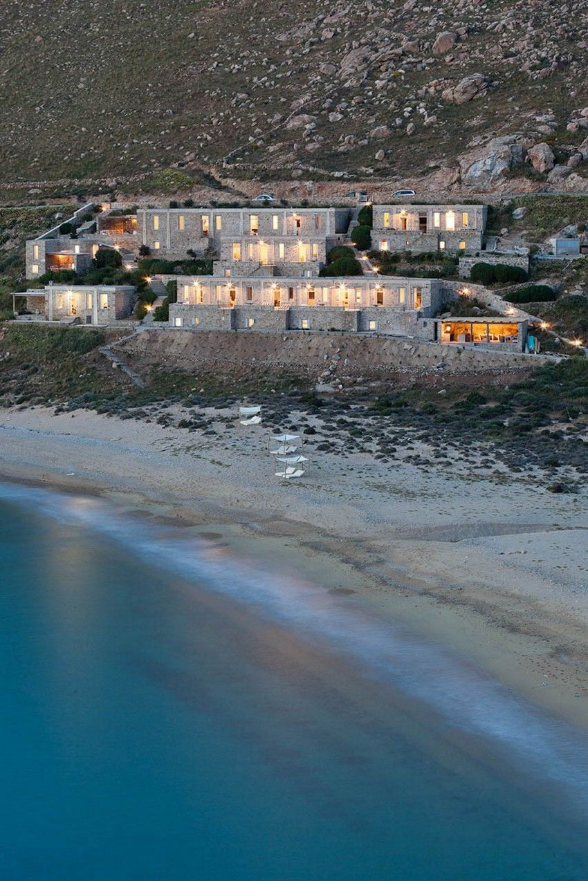 Resort Hotels Relax At Coco Mat Eco Residences In Serifos Luxury Hotel Design Luxury Hotels Paris Luxury Hotels Nyc