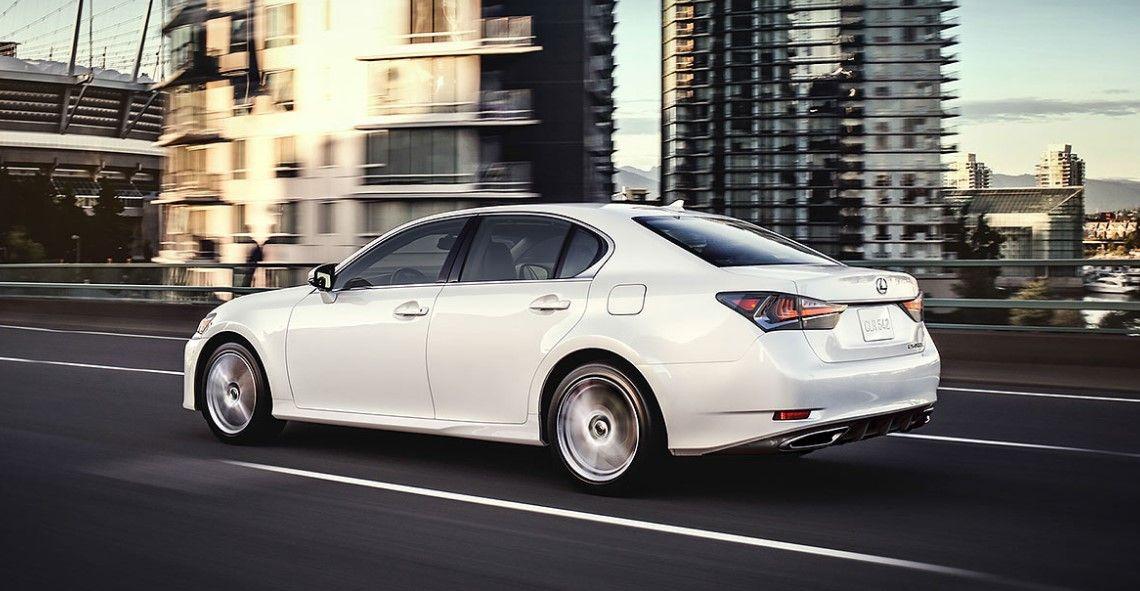2018 Lexus GS 350 Capability
