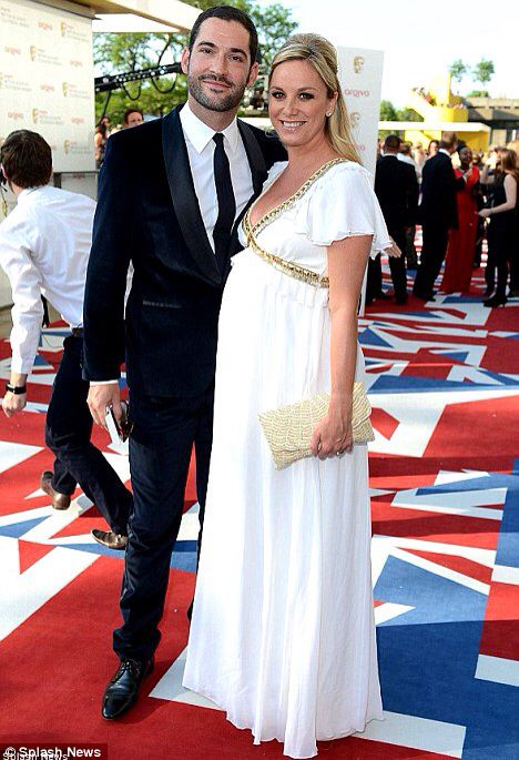 Tom Ellis Amp Tamzin Outhwaite Were Married From 2006 2014