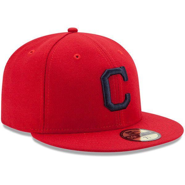 60b3b6fa ... new zealand cleveland indians alternate era 5950 on field cap mlb  baseball fitted hat b9d69 674f1