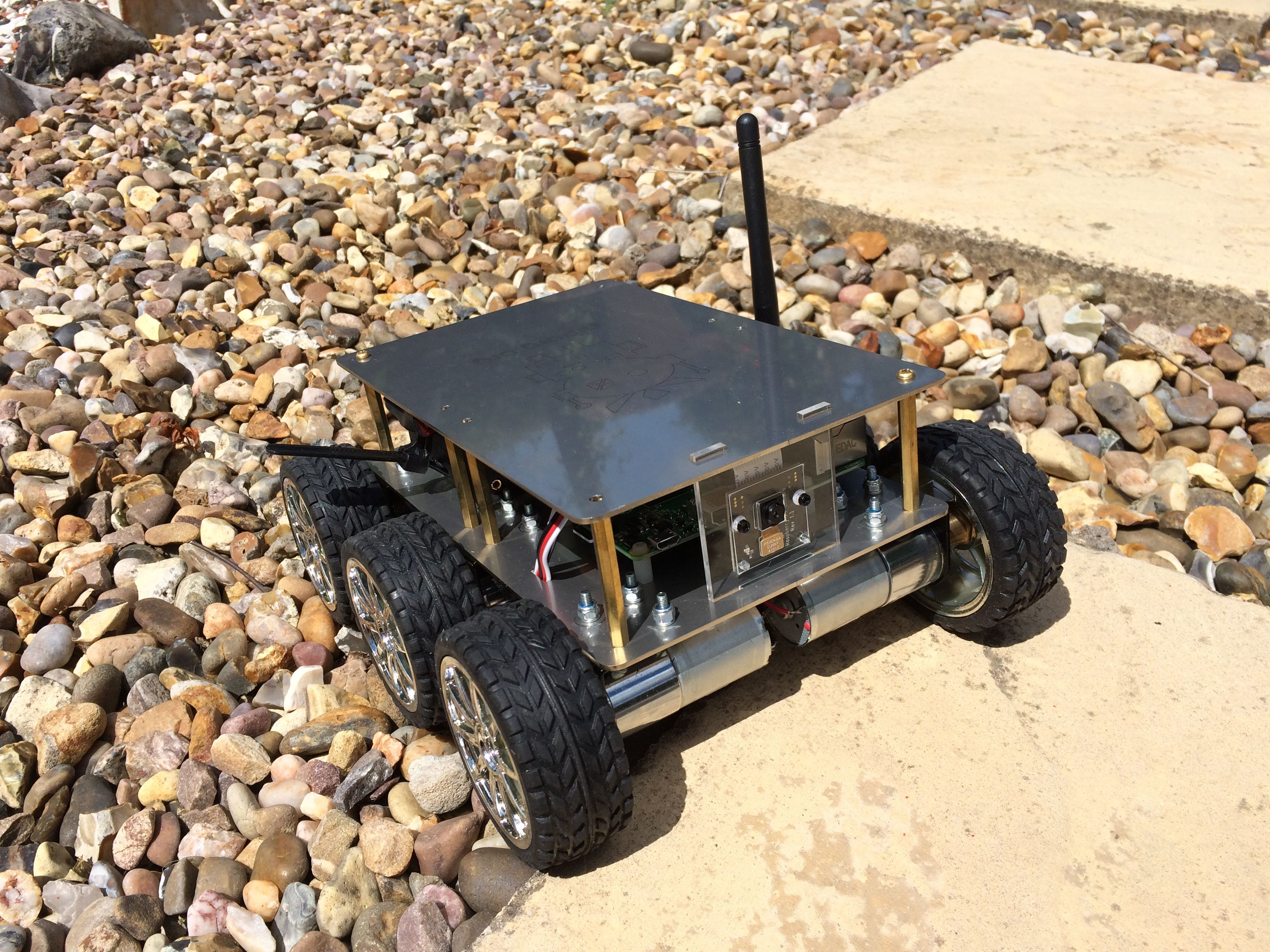 Pi Robot – Blog following the development of my Raspberry Pi