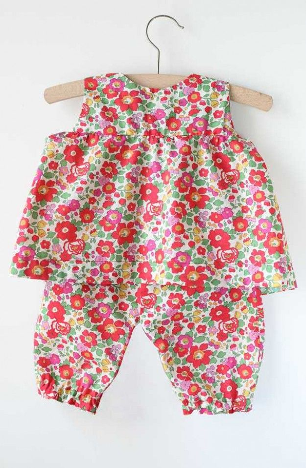 Free Sewing Patterns for Babies and New Parents | Babies & Toddlers ...