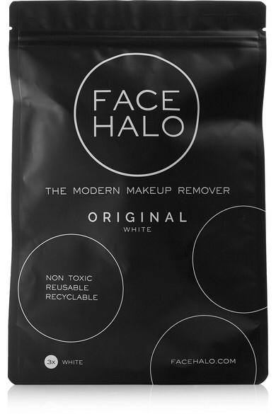 Face Halo Set of three makeup remover pads NETA