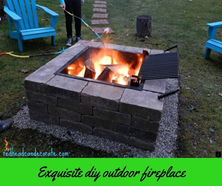 Learn about diy outdoor fireplace Just click on the link for more