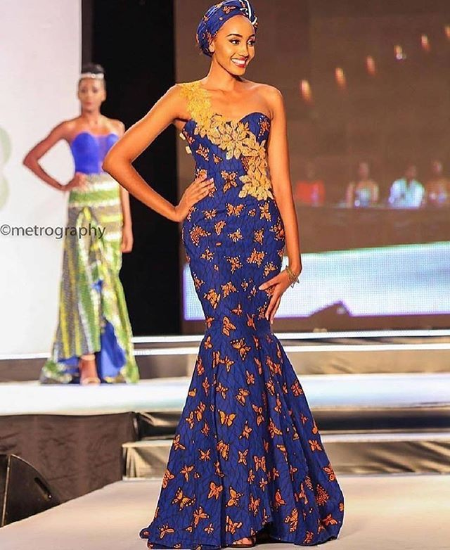 Beautiful, Classic But Simple Ankara Styles For You | Ankara Styles ...
