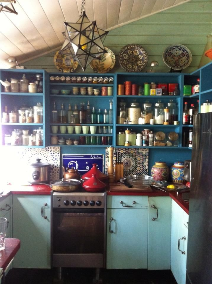 pin on kitchens to love on hippie kitchen ideas boho chic id=18995