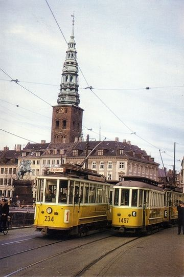 Copenhague Kobenhavn Denmark Rejser Billeder