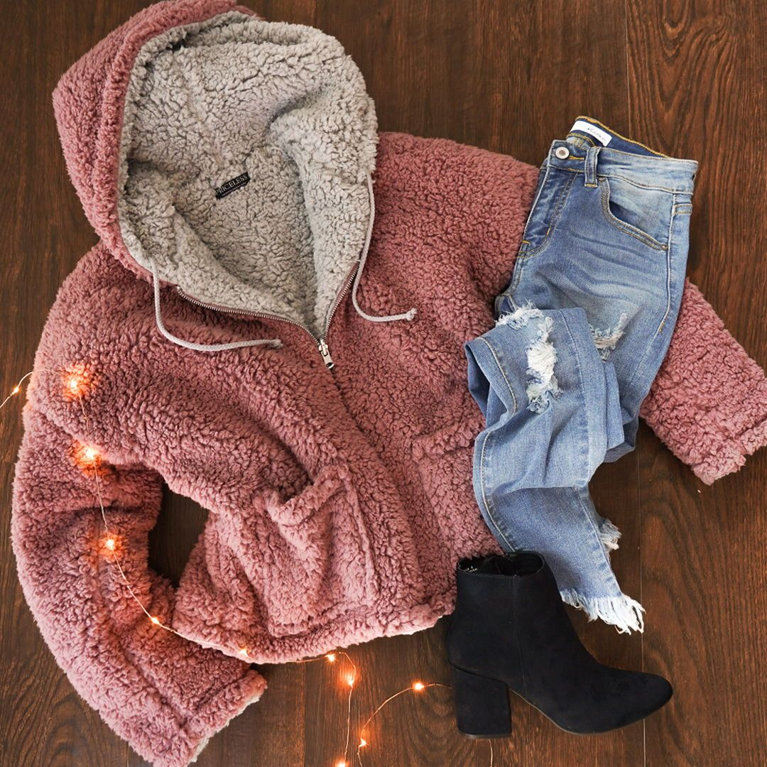 Cold Day Outfit For School