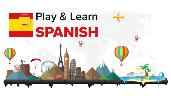 Play & Learn SPANISH is a perfect learning App for kids