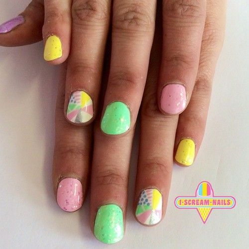 I Scream Nails is a nail art salon located in Melbourne (Collingwood) and Sydney (Newtown).