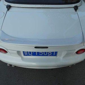 Carbonmiata Trd Style Trunk Spoiler For Nb Miata Mazda Miata Trd