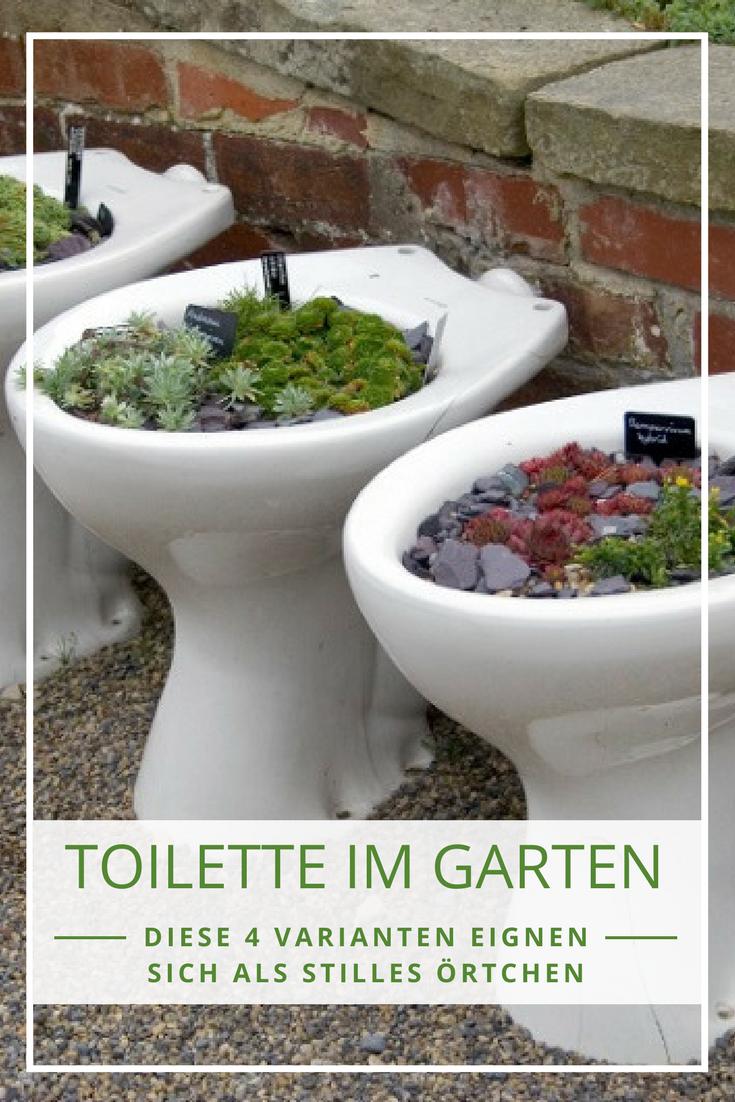 Toilette Im Gartenhaus Diese 4 Moglichkeiten Gibt Es Garten Gartenhaus Gartentoilette