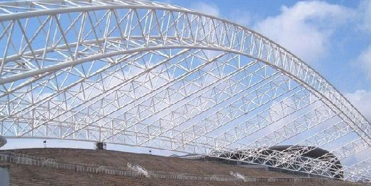 Frame Tech Buildings : Space frame manufacturer in india experience freedom of