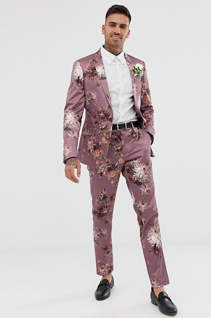 Your Prom Date Will Look SO Hot In These Unique Tuxedos