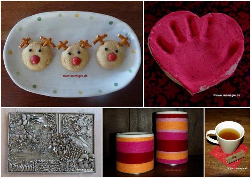 Geschenke Backen Und Basteln Für Weihnachten Mit Kindern Homemade