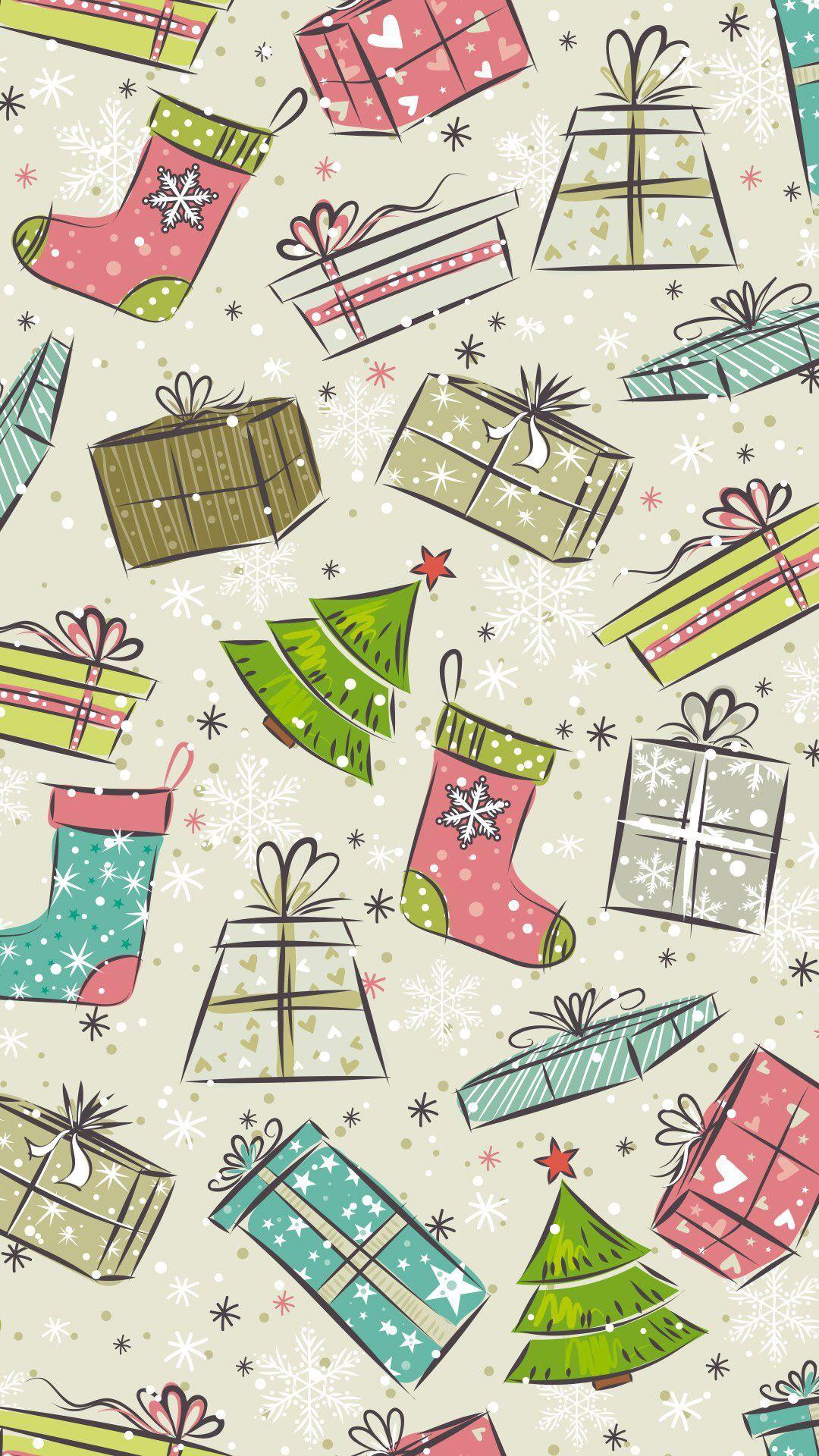 Happy Holidays Wallpaper Iphone Christmas Cute Christmas