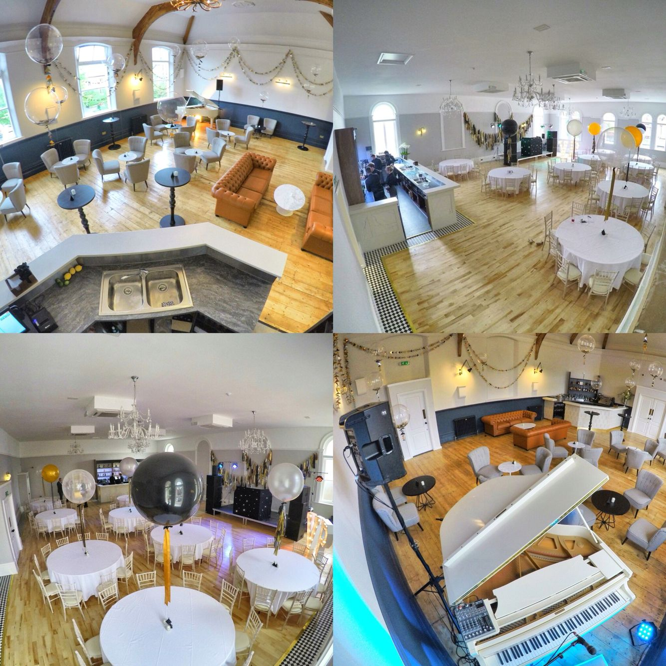 Modern Wedding Venues Cheshire: Super Stunning New Wedding Venue Comes To Stockport