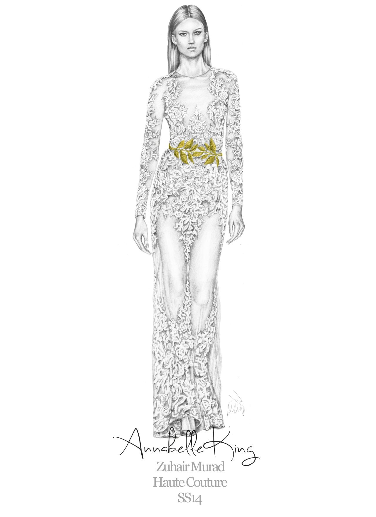 Zuhair Murad Haute Couture Spring Summer By Annabelle