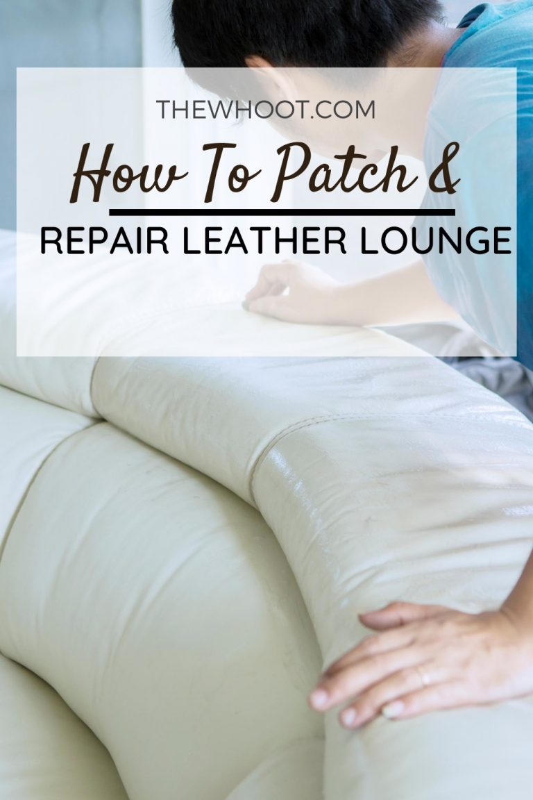 How To Patch Leather Couch Tear Video The Whoot In 2020 Leather Couch Patch Leather Couch Leather Couch Repair