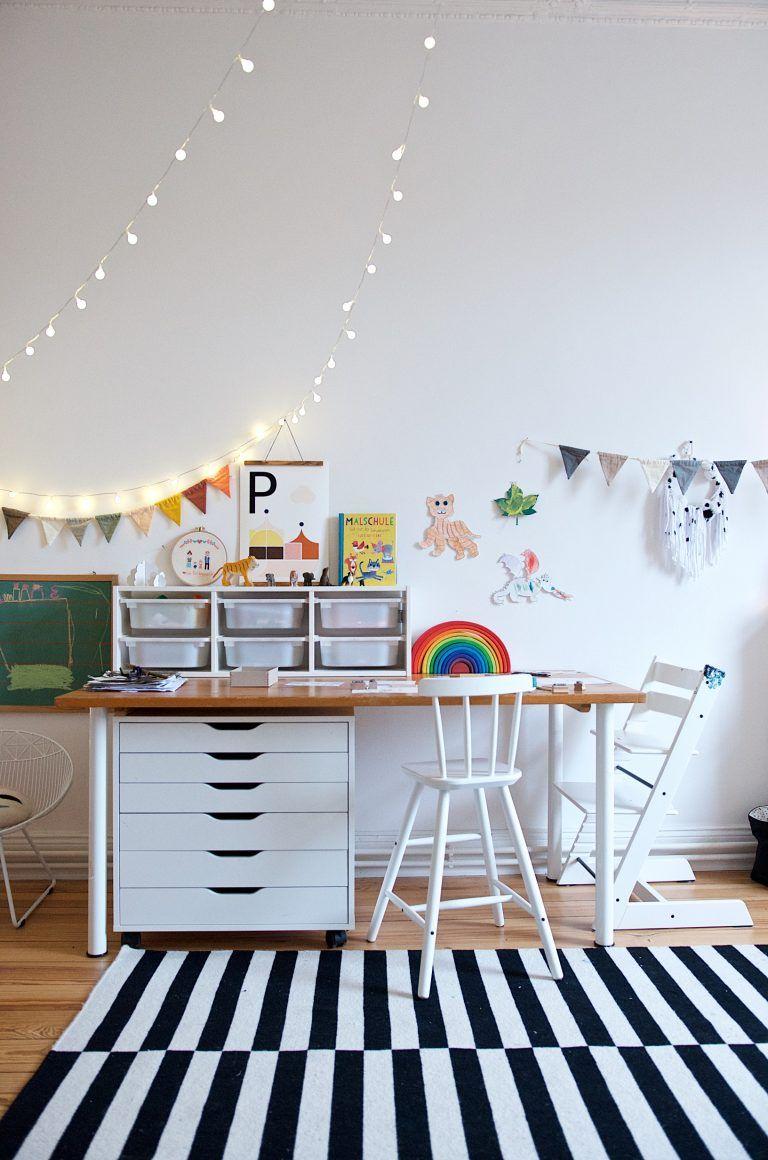 Photo of Ein kunterbuntes Kinderzimmer mit Ecken für alle Kinder-Bedürfnisse