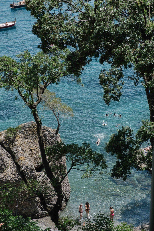 SWIMMING IN THE SEA | DYKE & DEAN
