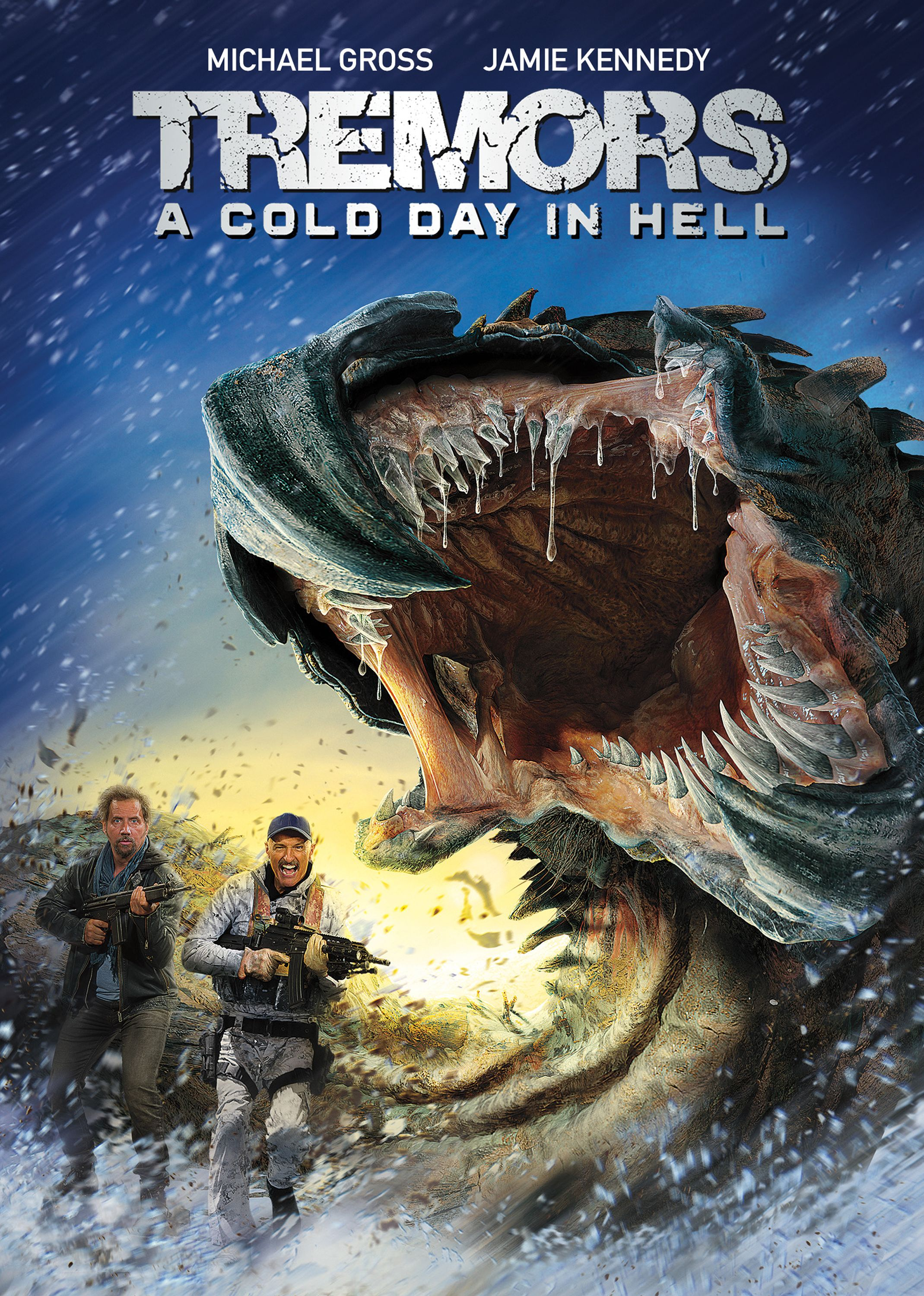 Tremors 6 A Cold Day in Hell - movie trailer: https://teaser