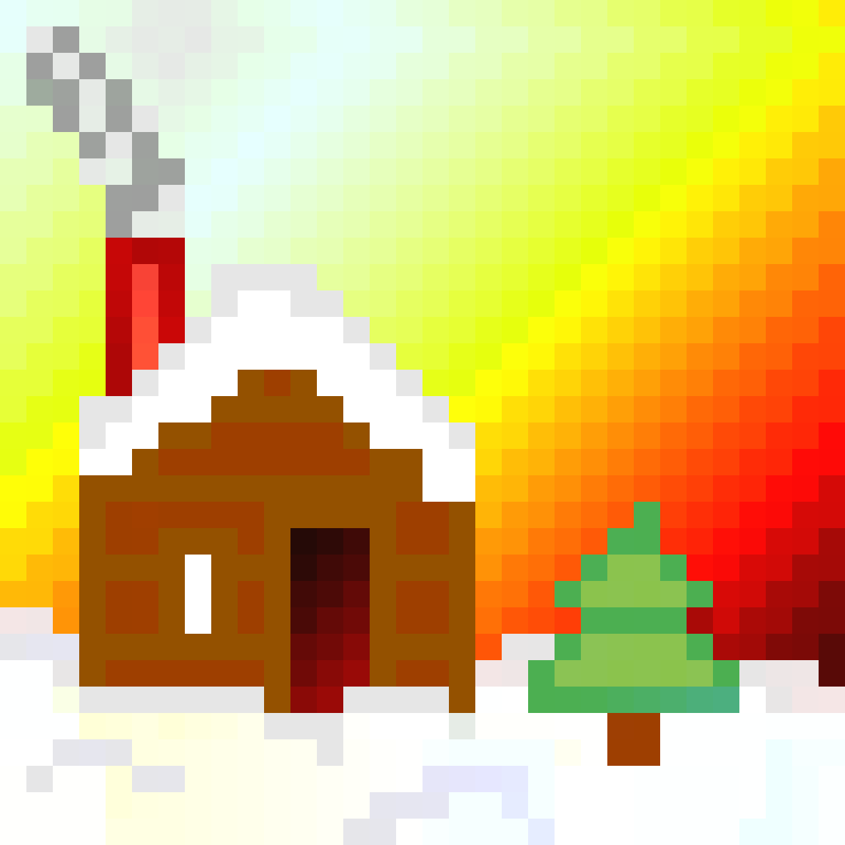 Pixel Art, Online Drawing, Drawing