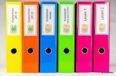 Lernstübchen: Arbeitsblätter zur Auswahl für die Kinder Material für freies Lernen