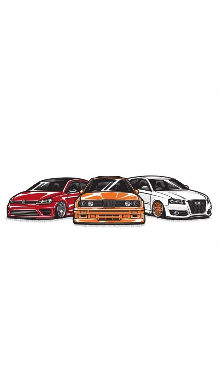 Audi Car Artwork Car Animation Car Drawings
