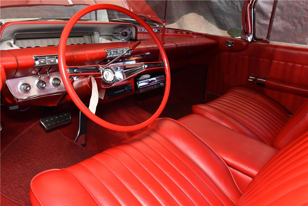 1960 Buick Electra 225 Convertible Interior 199807 Buick Electra Buick Electra 225