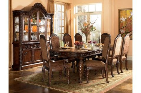 Ashley Furniture The Best Furniture Brands For Less Coleman Furniture Rectangular Dining Room Set Dining Room Sets Dining Furniture