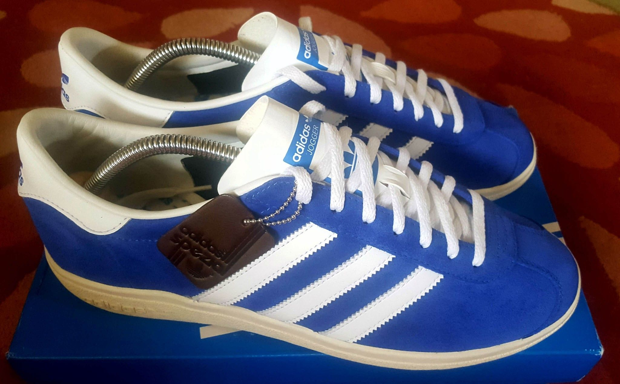 Finally got my mitts on a pair of Adidas Jogger Spezial