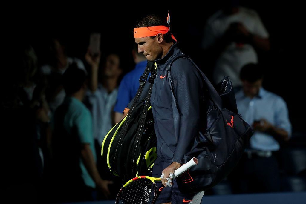 Essential Babolat Tennis Bag For Rafael Nadal In Us Open 2018