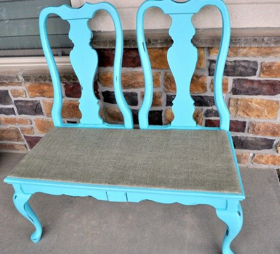 Tremendous Diy Chair Bench A Few Simple Designs That Will Blow Your Caraccident5 Cool Chair Designs And Ideas Caraccident5Info