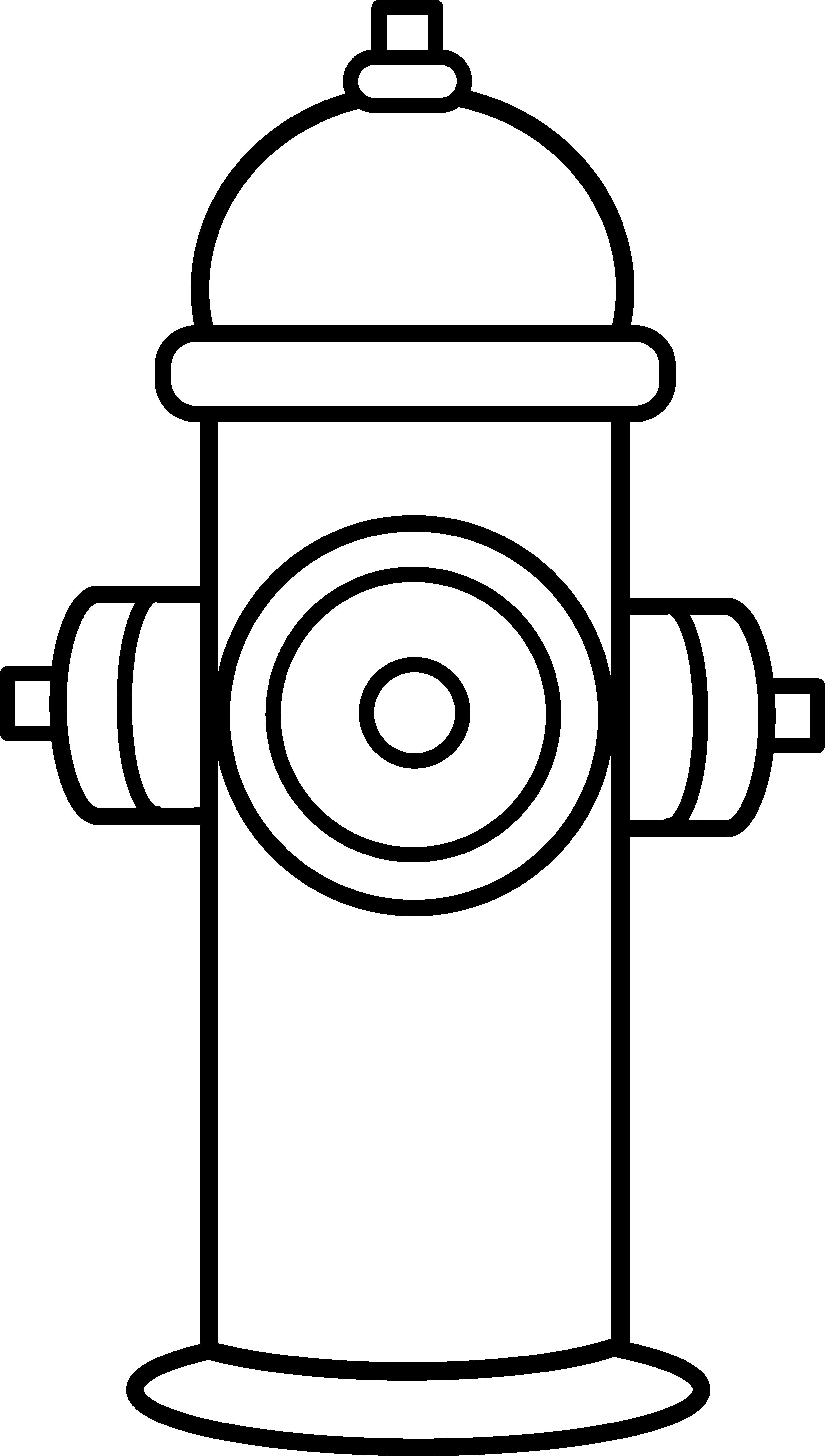 Fire Hydrant Printable Fire Hydrant Coloring Page Free Clip Art Coloring Pages Fire Hydrant Colors Family Tree Template Word