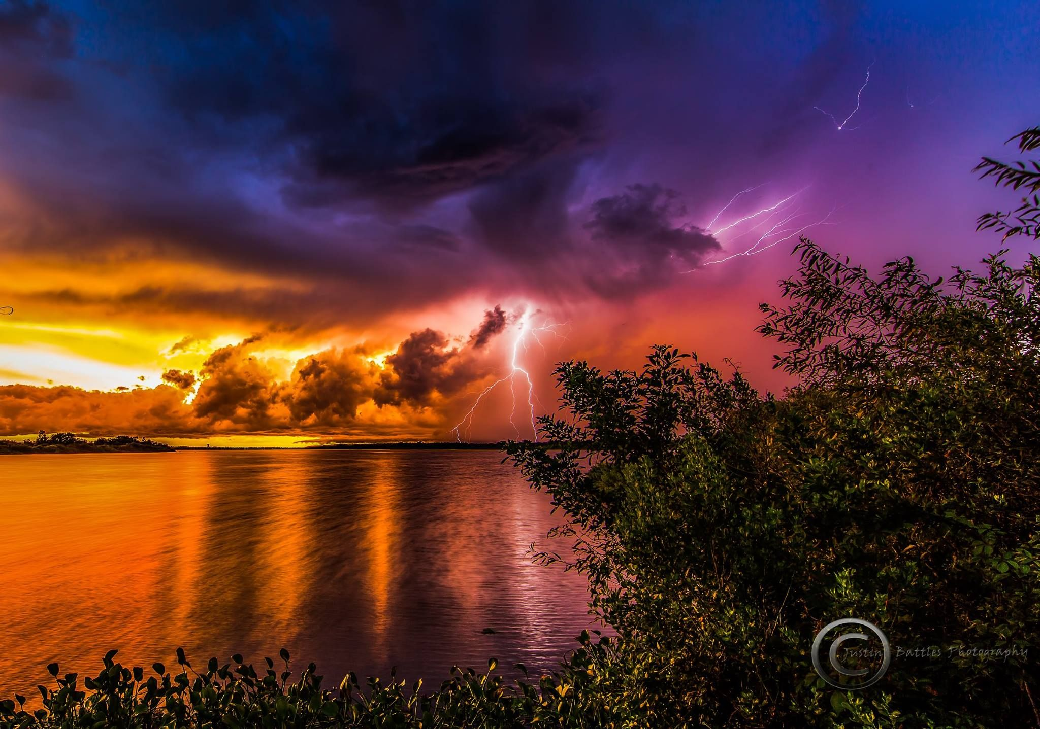 Single frame from a time lapse of one of the most incredible sunsets ...