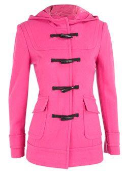 1000  images about 2dayslook Pink Jacket/Coat on Pinterest | Coats