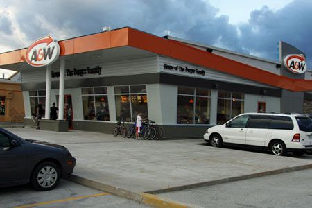 Out and About: A&W Comes Back to Collingwood | A&w ...