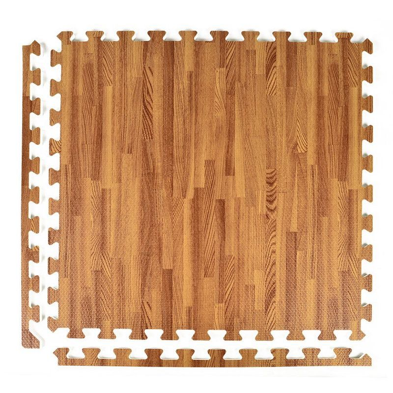 Greatmats Give Your Home the Look of Hardwood Flooring in