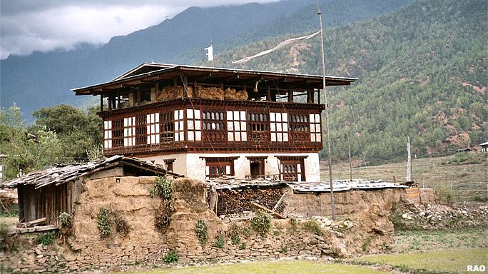 homes in bhuton | more information on bhutan religion in