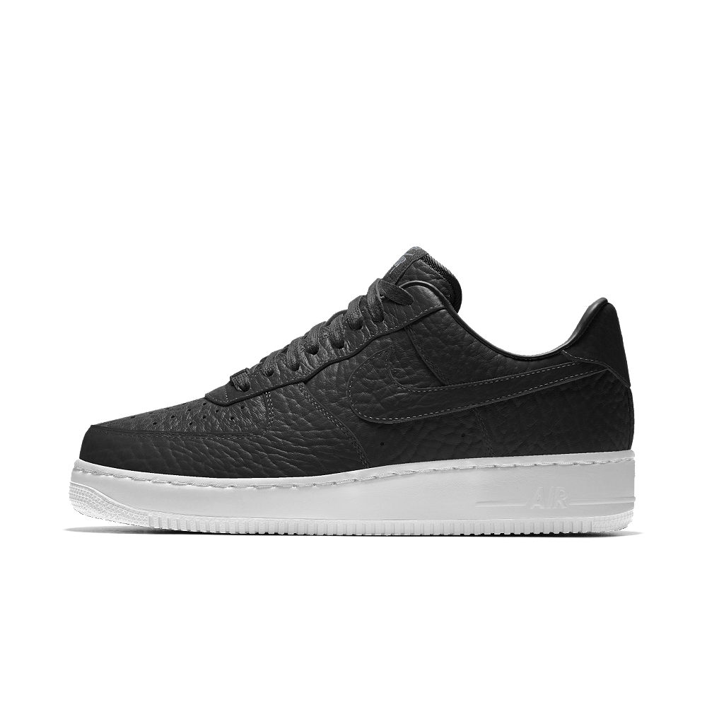 newest collection 6133e 61260 Nike Air Force 1 Low Premium iD (Golden State Warriors) Men s Shoe Size 8.5  (Black)