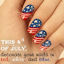 Really Cool 4th Of July Nail Art Design Ideas Makeup Hairstyles