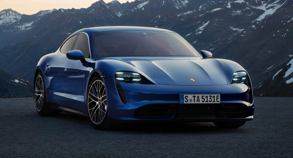 Porsche Taycan Turbo S Sets 10.47 Sec Quarter-Mile Beating Tesla As MT's Fastest Electric Car | Carscoops