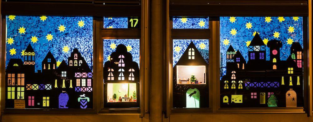Adventsfenster #setinstains