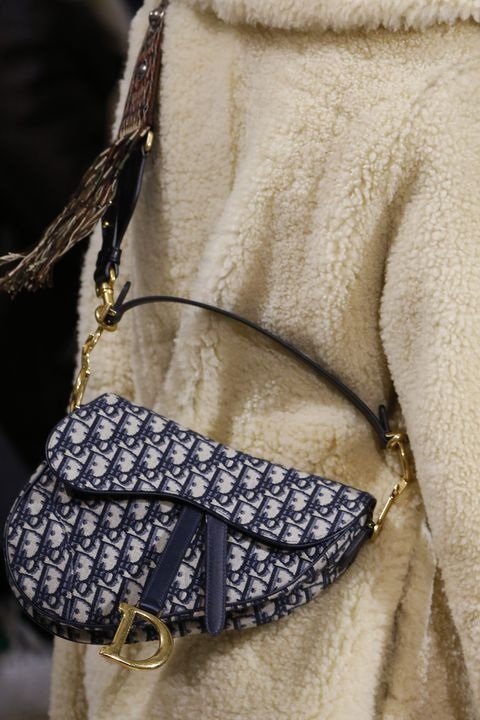 Dior Brought Its Early 2000s Saddle Bags Back | Bags ...