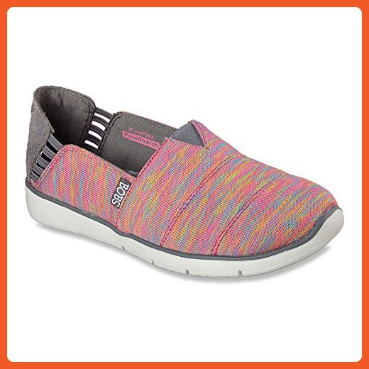 79a9904cc16e Skechers Bobs Pureflex 2-Full Speed Gray Multi Womens Slip-On Size 6.5M -  Loafers and slip ons for women ( Amazon Partner-Link)
