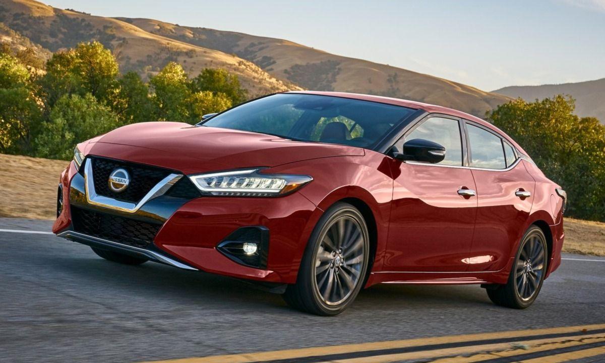 Updated Nissan Maxima Nissan Maxima Nissan Car Review